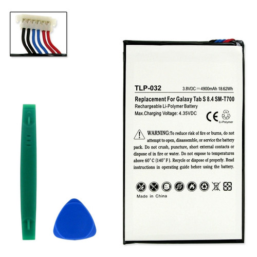 Samsung Galaxy TAB S 8.4 Replacement Tablet Battery With Tools
