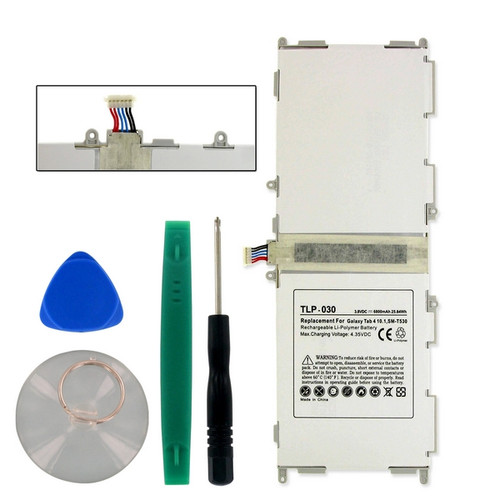 Samsung SM-T537 Replacement Tablet Battery With Tools