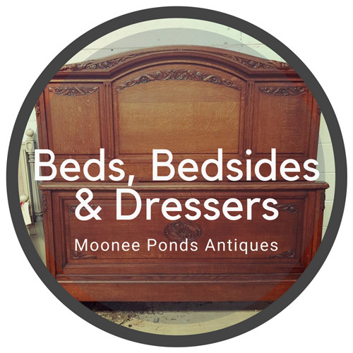 Beds, Bedsides, Dressers & Screens