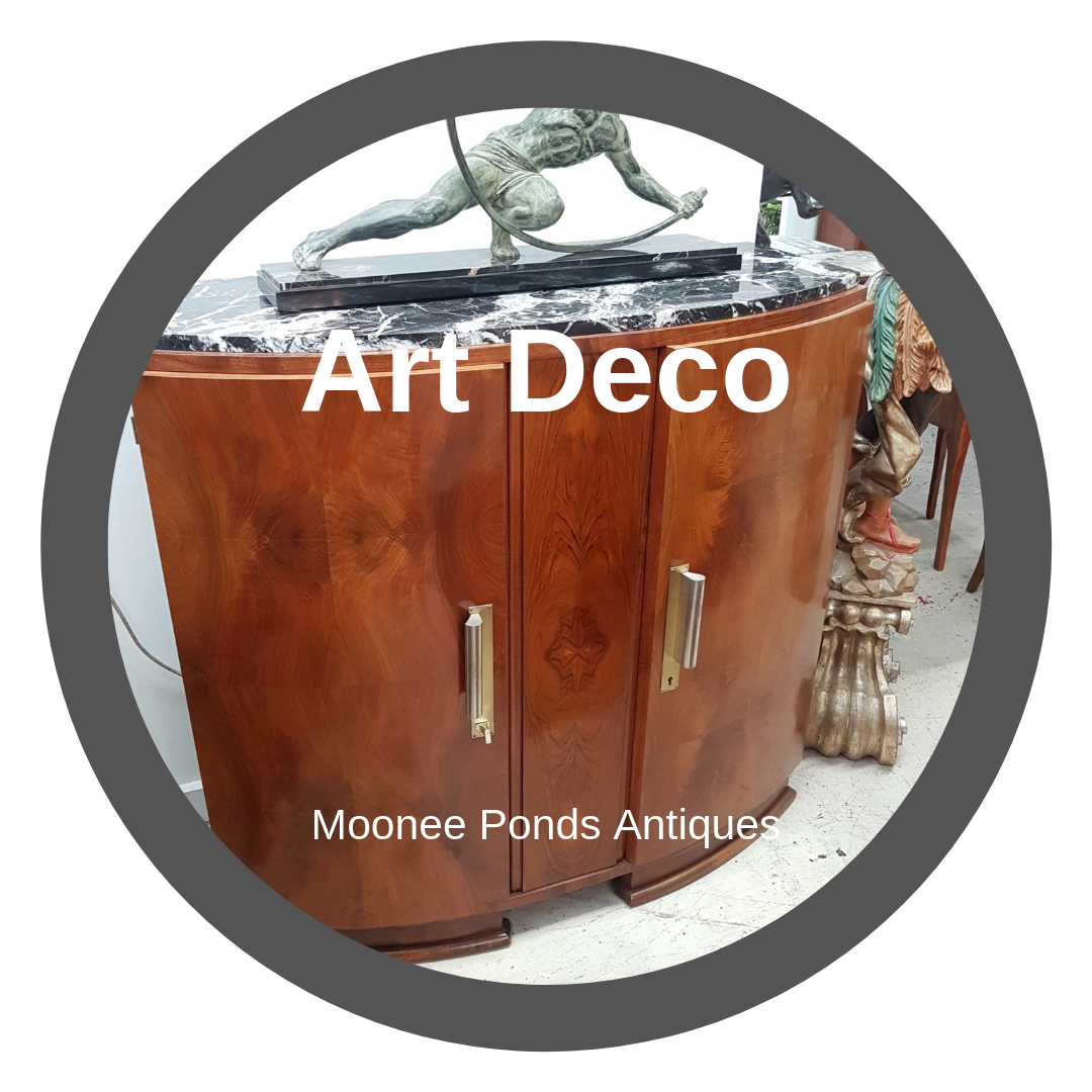 Art Deco Decor/Furniture