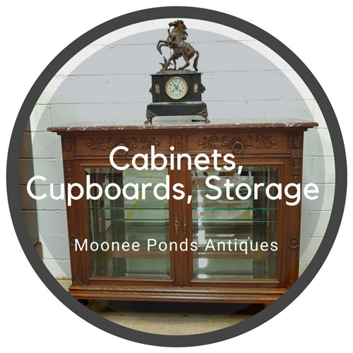 Cabinets / Cupboards / Storage