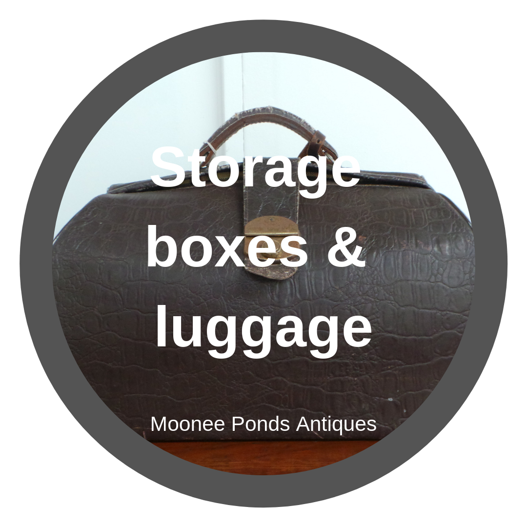 Storage Boxes & Luggage
