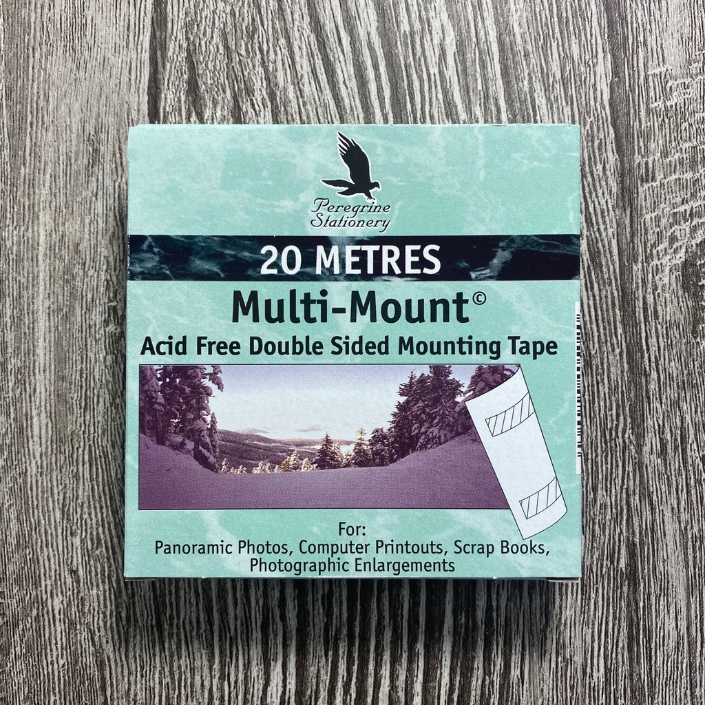 Multi-Mount Double Sided Mounting Tape 20 Metres