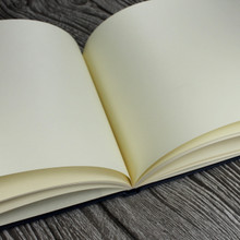 Condolence - Remembrance Book - Black