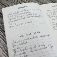 ACHIEVEMENTS   / WHAT I NEED TO PRACTICE