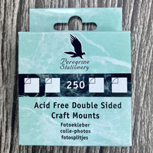 250 Adhesive Photo Mounting Squares