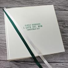 Emerald- 55th Wedding Anniversary Photo Album