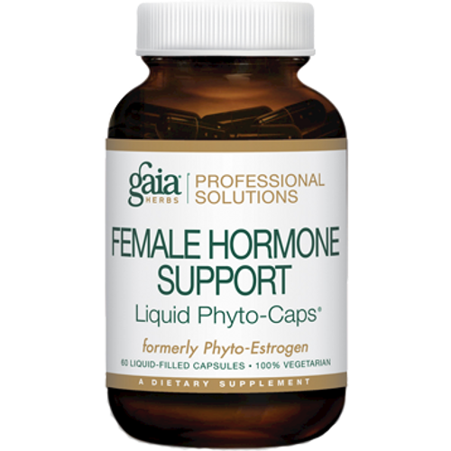 Female Hormone Support 60 lvcaps by GAIA Herbs