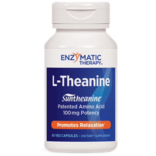 L-Theanine 60 caps 100mg (Suntheanine)