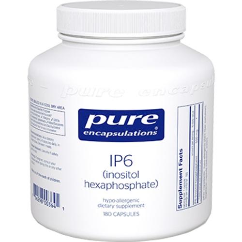IP-6 500 mg 180 vcaps by Pure Encapsulations