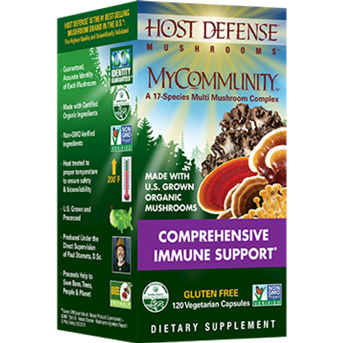 MyCommunity® Capsules 120 vegcaps by Host Defense