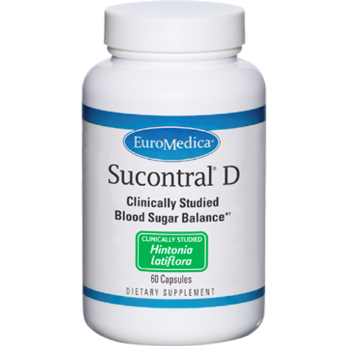 Sucontral D 60 caps by EuroMedica