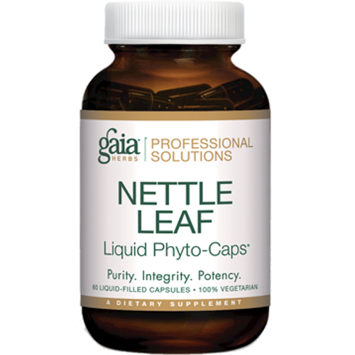 Nettle Leaf 60 lvcaps by Gaia Professional Solutions