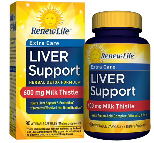 CRITICAL LIVER SUPPORT 90 VEGCAPS by ReNew Life