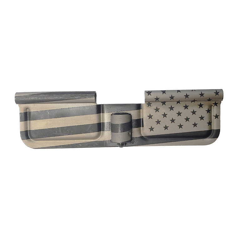 American Flag Dust Cover