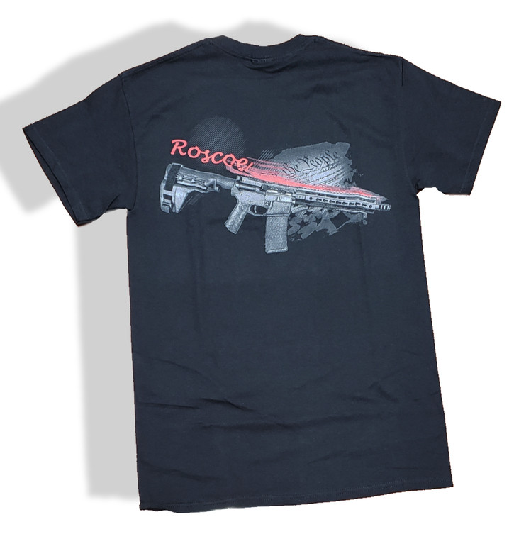Roscoe/2nd Amendment Tee