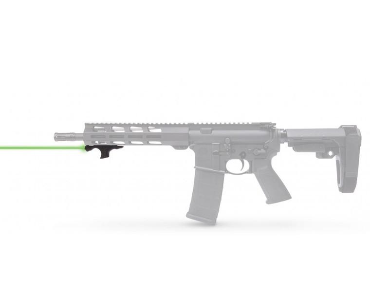 Viridian HS1 Black with Green Laser