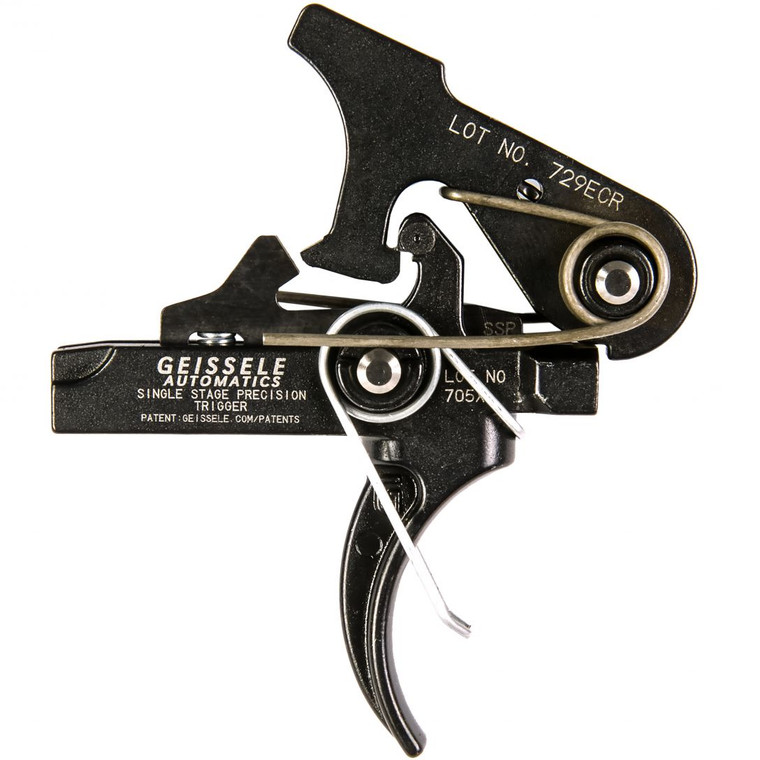 Geissele Single-Stage Precision (SSP) M4 Curved Bow