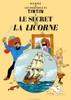 TINTIN POSTER 10 LE SECRET DE LA LICORNE