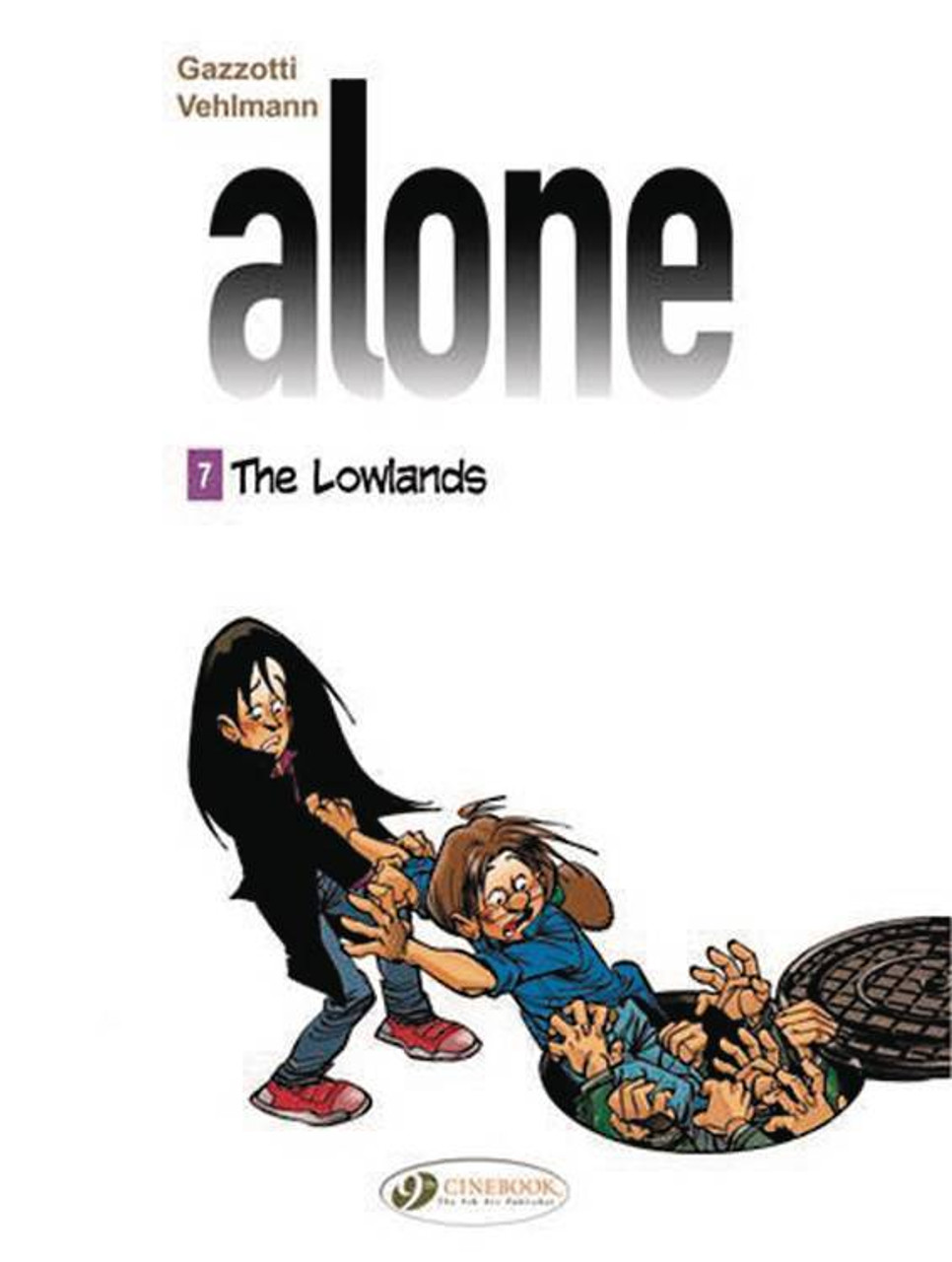 ALONE VOL 07 LOWLANDS