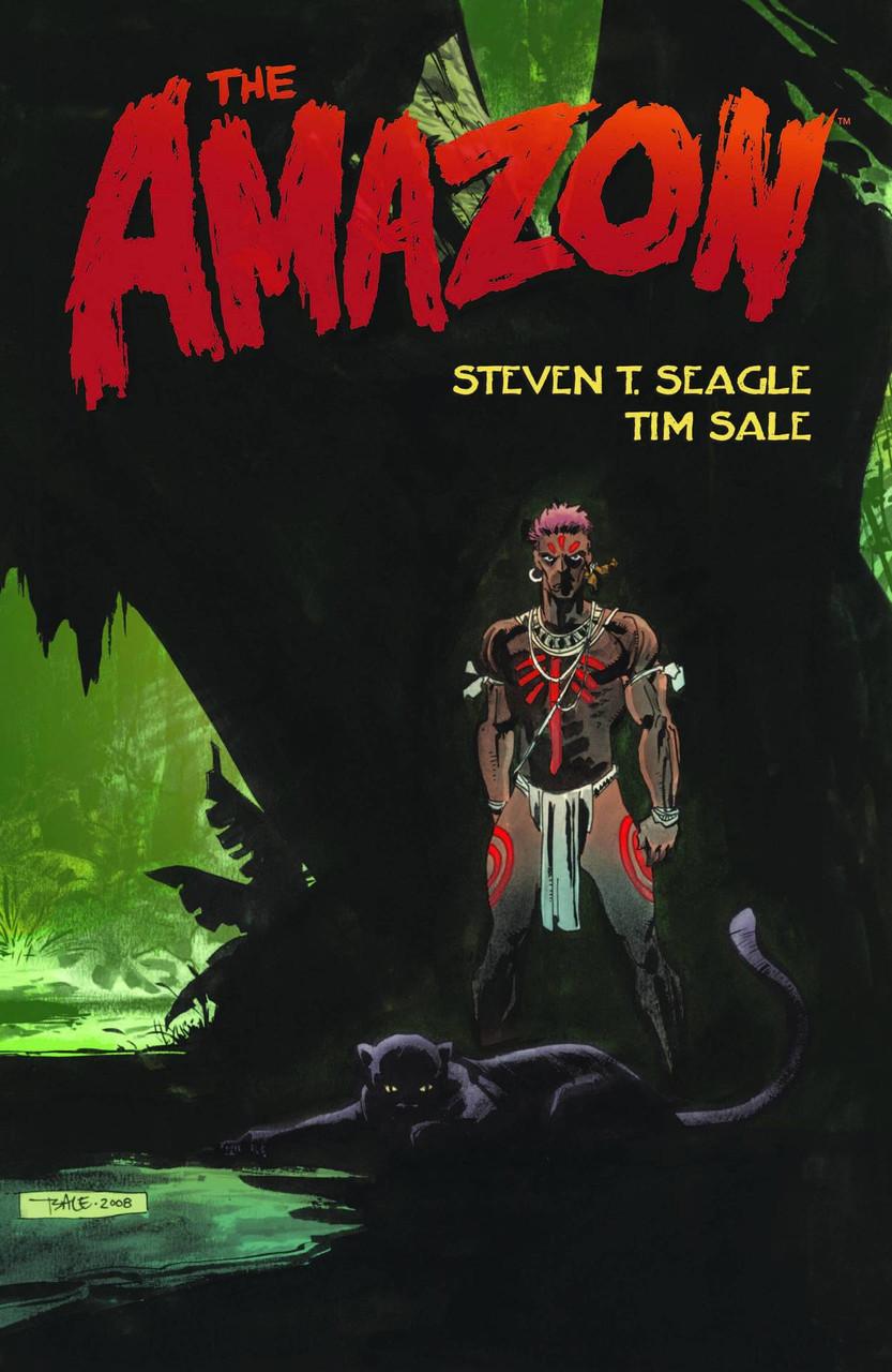 AMAZON HC