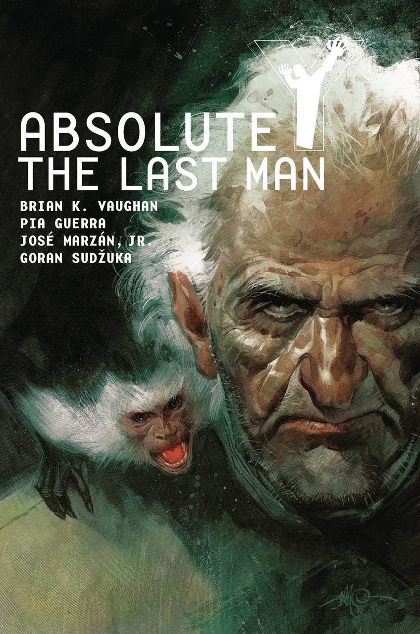 ABSOLUTE Y THE LAST MAN HC VOL 03