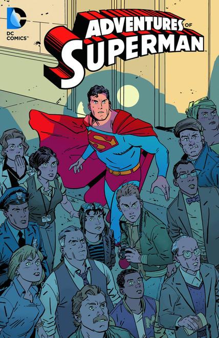 ADVENTURES OF SUPERMAN VOL 03