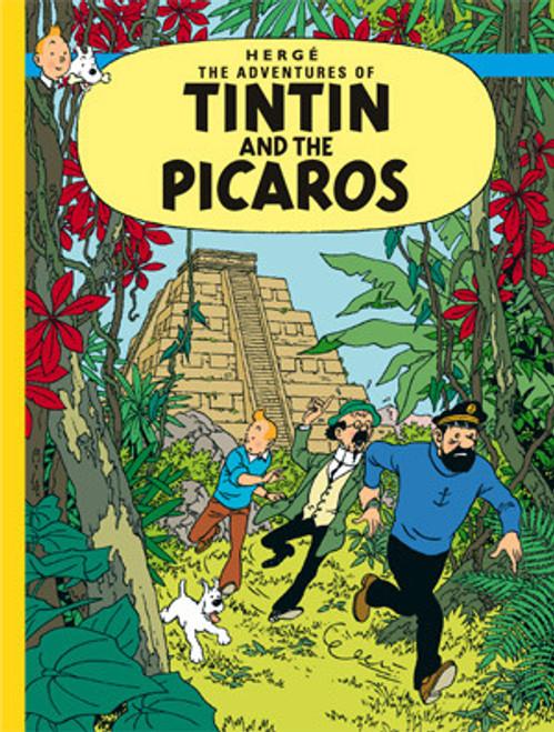TINTIN HC AND THE PICAROS