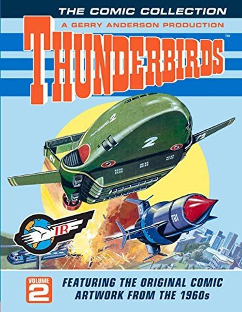 Thunderbirds Comic Collection Vol 02 HC
