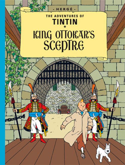 TINTIN HC KING OTTOKAR'S SCEPTRE