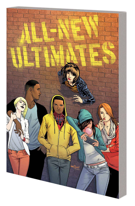 ALL NEW ULTIMATES VOL 01 POWER FOR POWER