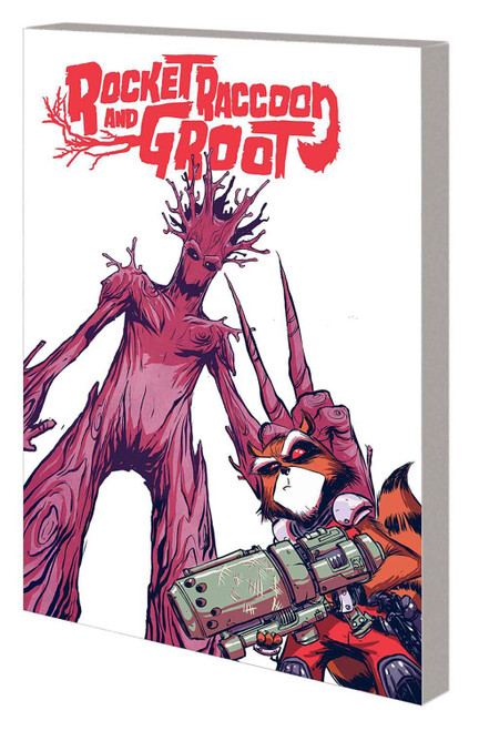 ROCKET RACCOON AND GROOT VOL 01 TRICKS OF THE TRADE