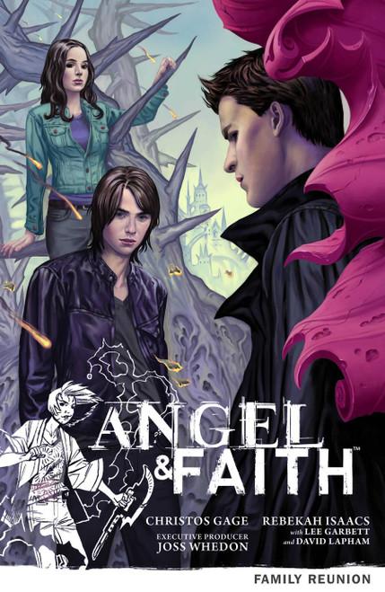 ANGEL & FAITH VOL 03 FAMILY REUNION