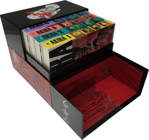 Akira 35th Anniversary HC Box Set
