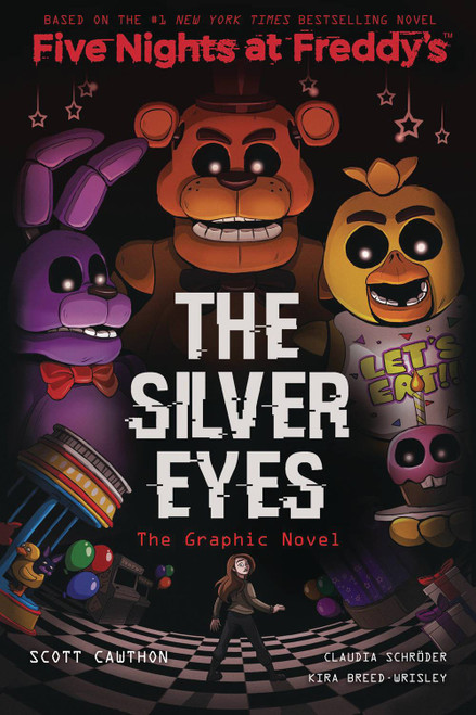 FIVE NIGHTS AT FREDDY'S THE SILVER EYES GN