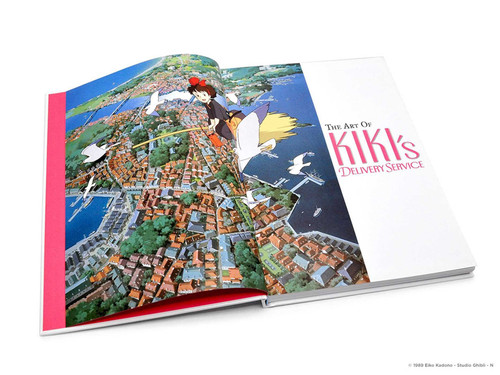 ART OF KIKIS DELIVERY SERVICE HC (CURR PTG)