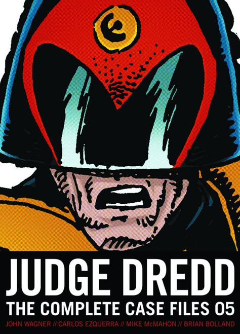 Judge Dredd Complete Case Files Vol 05