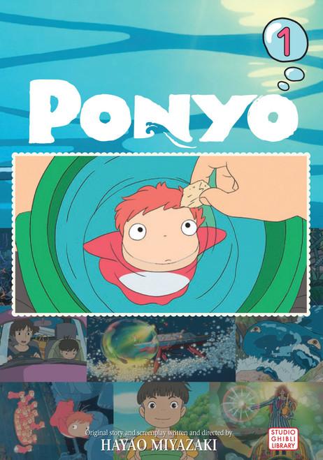 PONYO FILM COMIC VOL 01