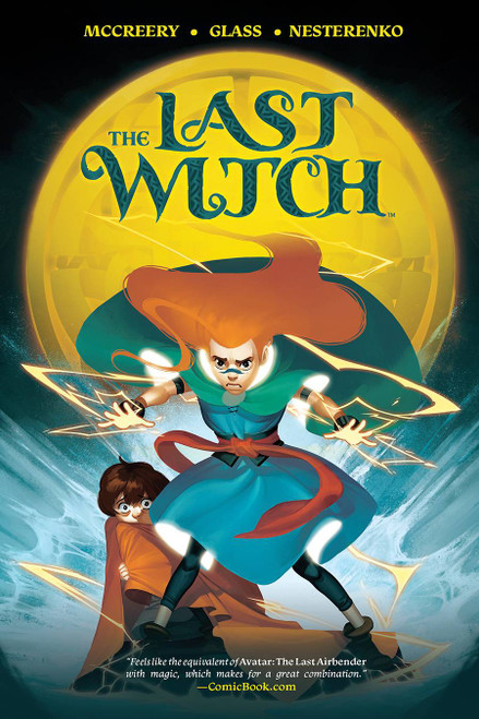 LAST WITCH GN