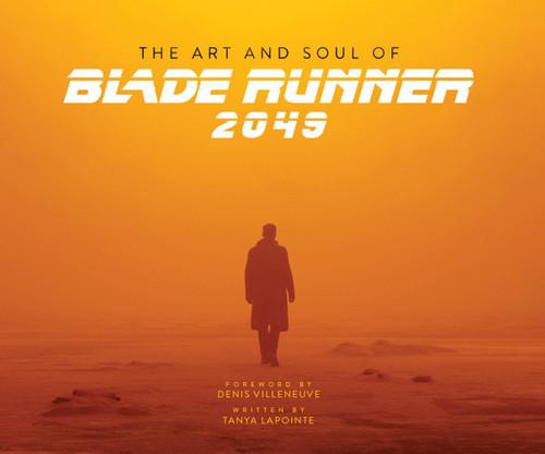ART AND SOUL OF BLADE RUNNER 2049 HC