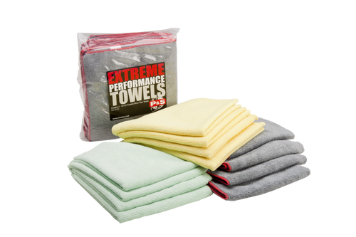 Extreme Performance Micro Fiber Towels