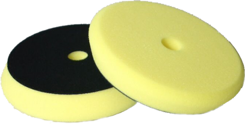 HIGH ACTION DUAL ACTION CUTTING PAD - EURO YELLOW