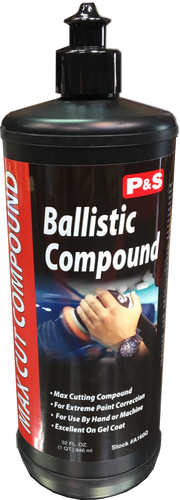 BALLISTIC COMPOUND - QT