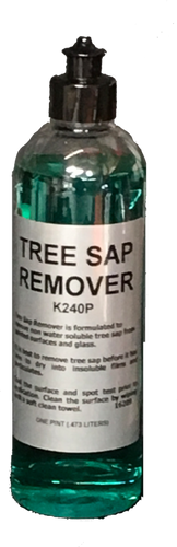TREE SAP REMOVER - PINT