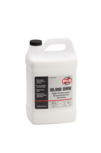 Island Shine conditions, softens, preserves and protects all
