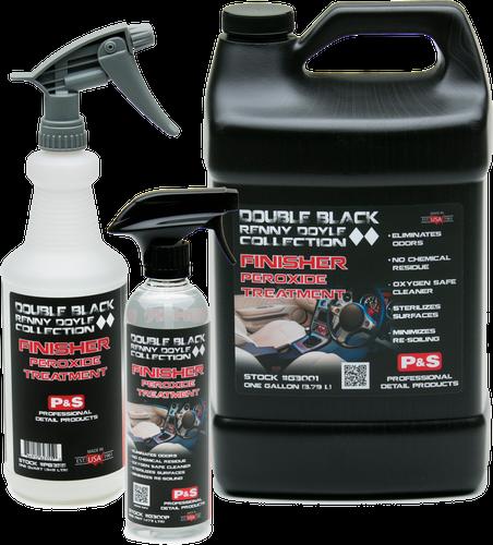 Finisher Peroxide Treatment