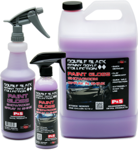 PAINT GLOSS SHOWROOM SPRAY N SHINE