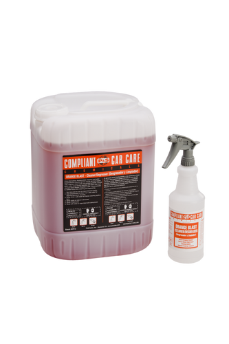 CCC ORANGE BLAST CLEANER/DEGREASER