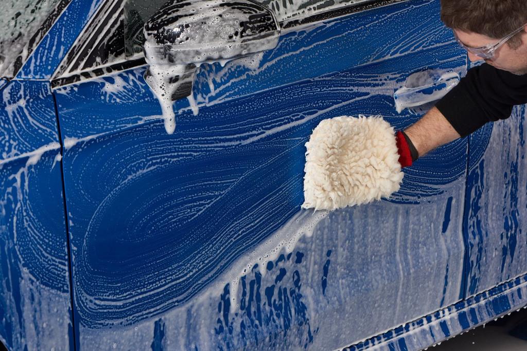 Polar Wash Snow Foam 2.5L - Part no. NGAURPWS002.5