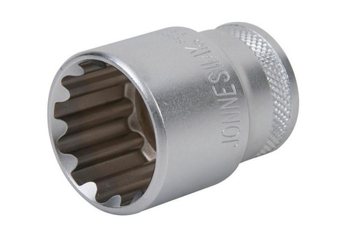 "1/2"" Drive Super Tech Socket  23mm - Part no. NGJWS68H4123P"